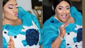 A Nollywood Actress Foluke Daramola celebrates her 40th birthday
