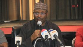 INEC organizes a retreat for Senior Management Staff across the country.