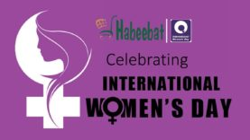 Habeebat Fashion Store Celebrate International Women's Day