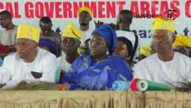 Lagos West Senatorial District Leaders Endorse Gov. Akinwunmi Ambode for Second Term
