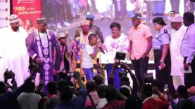 Odulade Adekola, Ruggedman, Korede Bello, others amuse the Guests @ Entertainment meets Security
