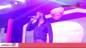 Flavour's Performance at the 2018 Vanguard Award