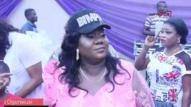 OONI OF IFE SISTER'S PRINCESS ADEBIMPE OGUNWUSI CELEBRATES ANOTHER YEAR IN A GRAND STYLE