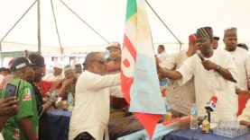 Lagos APC Welcomes 500 New Members from PDP