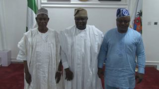 Gov. Akinwumi Ambode hosts Conference of Speakers
