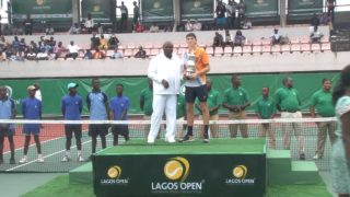 2018 Lagos Open Finals