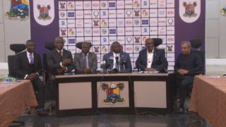 Ambode Addresses Media On Preparation For 4th Edition Of Lagos City Marathon