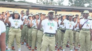 Lagos NYSC Swears In 2,573 Corps Members For 2018 Batch C Stream One Orientation Exercise
